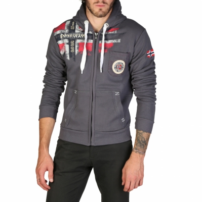Bluze sport Geographical Norway Fespote_man Gri