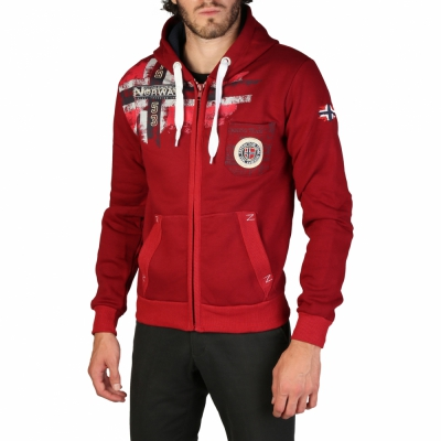 Bluze sport Geographical Norway Fespote_man Rosu