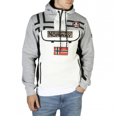 Bluze sport Geographical Norway Fitakol_man Gri