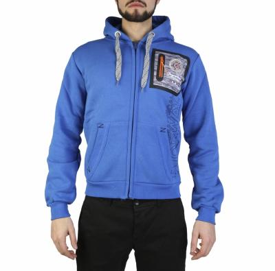 Bluze sport Geographical Norway Fitor_man Albastru