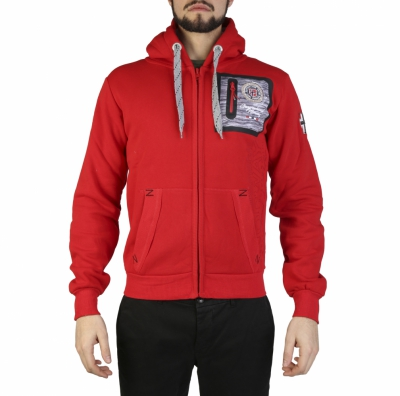 Bluze sport Geographical Norway Fitor_man Rosu