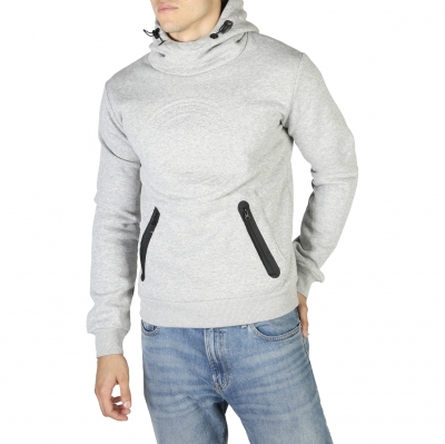 Bluze sport Geographical Norway Forty_man Gri