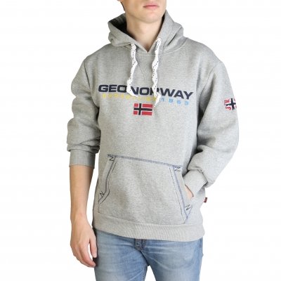 Bluze sport Geographical Norway Golivier_man Gri