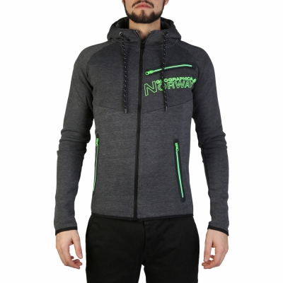 Bluze sport Geographical Norway Goltan_man Gri