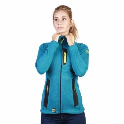 Bluze sport Geographical Norway Tazzera_woman Albastru