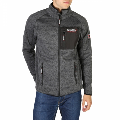 Bluze sport Geographical Norway Title_man Gri