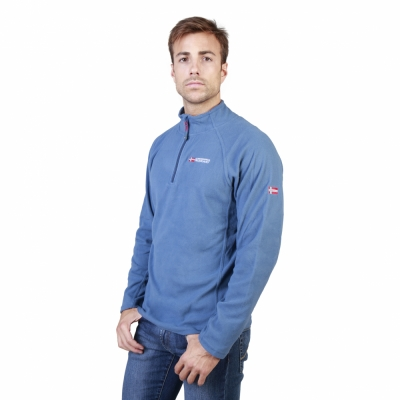 Bluze sport Geographical Norway Tug_man Albastru