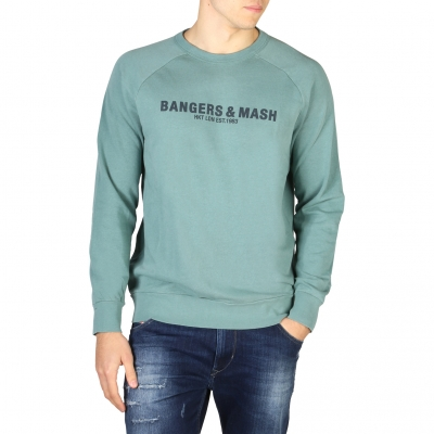 Bluze sport Hackett HM580665 Verde