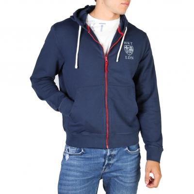 Bluze sport Hackett HM580671 Albastru