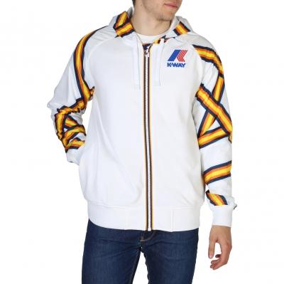 Bluze sport K-way K009E60 Alb