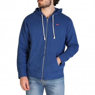 Bluze sport Levis 34584_NEW-ORIGINAL Albastru