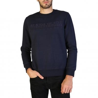 Bluze sport Napapijri BERBER C_N0YIWR Albastru
