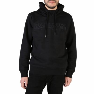 Bluze sport Napapijri BERBER-H_NP000IWP Negru