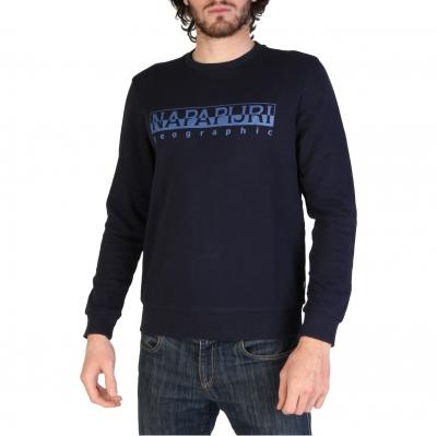 Bluze sport Napapijri BEVORA_N0YIJ8 Albastru