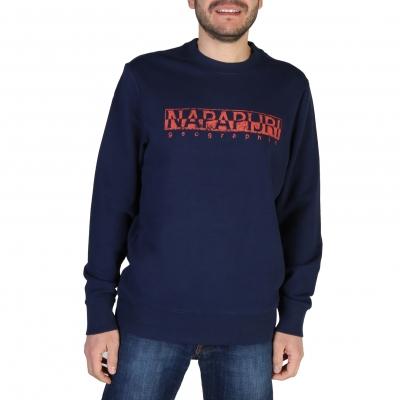 Bluze sport Napapijri BOLANOSC_NP0A4E1Y Albastru