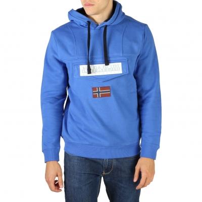 Bluze sport Napapijri BURGEE Albastru