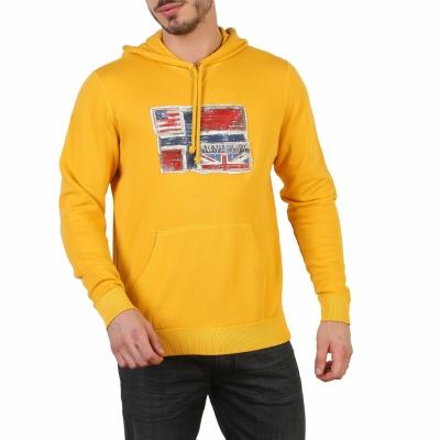 Bluze sport Napapijri N0YHCI Galben