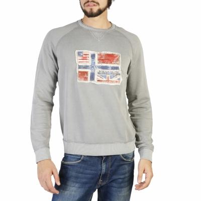 Bluze sport Napapijri N0YHCJ Gri