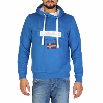 Bluze sport Napapijri N0YI7C Albastru