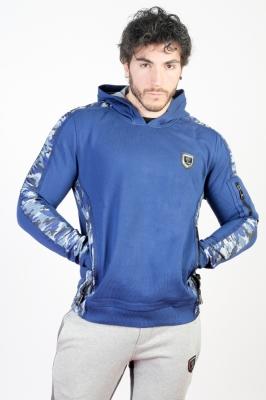 Bluze sport Plein Sport MJB0073SJO001 Albastru