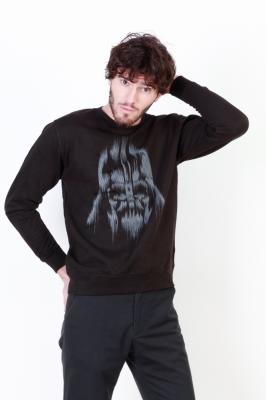 Bluze sport Star Wars FAMCS721 Negru
