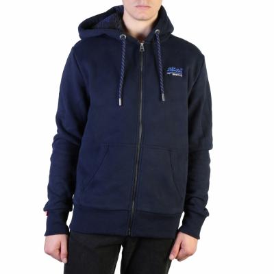 Bluze sport Superdry M2000028A Albastru