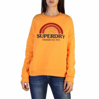 Bluze sport Superdry W2000031B Portocaliu