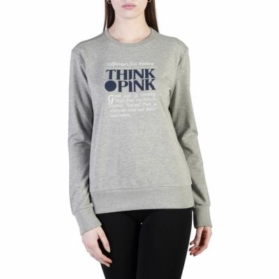 Bluze sport Think Pink T18SA3200547 Gri