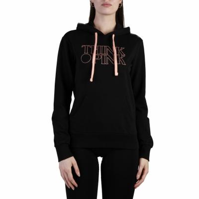 Bluze sport Think Pink T18SA3201589 Negru