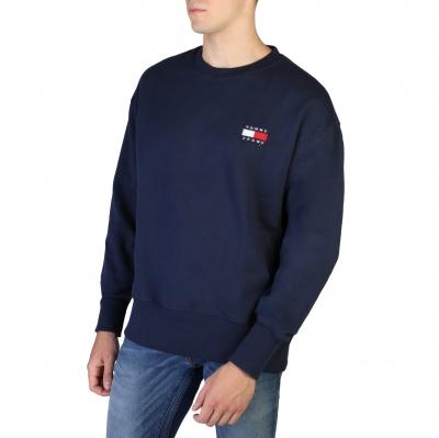 Bluze sport Tommy Hilfiger DM0DM07250 Albastru