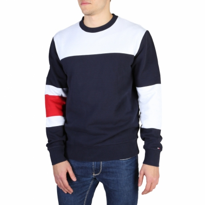 Bluze sport Tommy Hilfiger MW0MW03737 Albastru