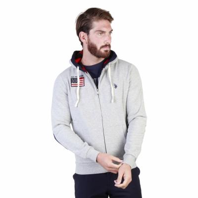Bluze sport U.s. Polo Assn. 43482_47130 Gri