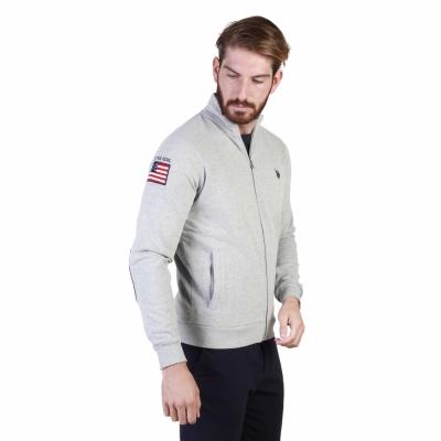 Bluze sport U.s. Polo 43485_47130 Gri