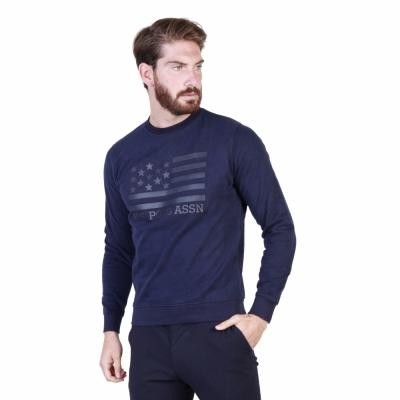 Bluze sport U.s. Polo Assn. 43486_47130 Albastru