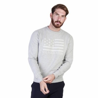 Bluze sport U.s. Polo 43486_47130 Gri