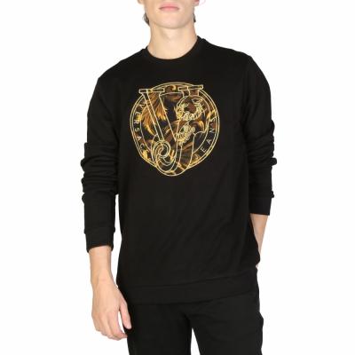 Bluze sport Versace Jeans B7GSB7F1_36604 Negru