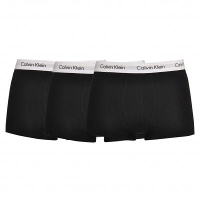 Boxeri Calvin Klein U2664G Negru