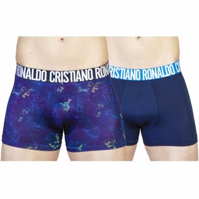 Boxeri Cr7 Cristiano Ronaldo 8502-49_BIPACK Albastru