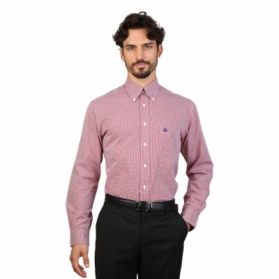 Camasi Brooks Brothers 100038621 Rosu
