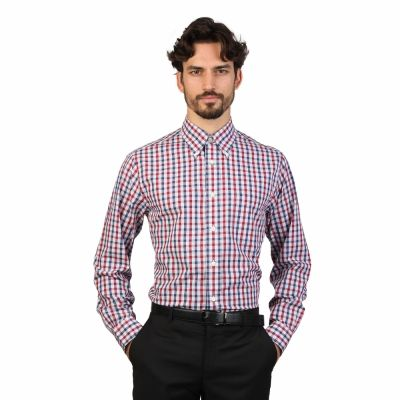 Camasi Brooks Brothers 100038666 Rosu