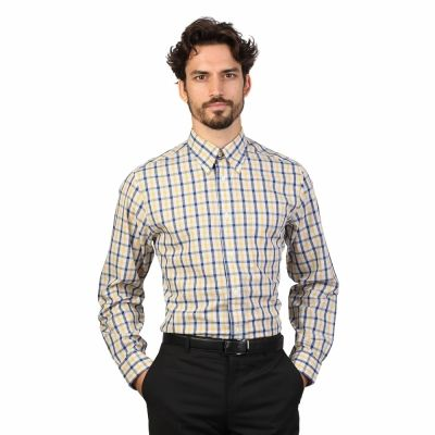 Camasi Brooks Brothers 100038672 Galben