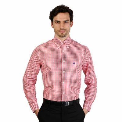 Camasi Brooks Brothers 100047261 Rosu