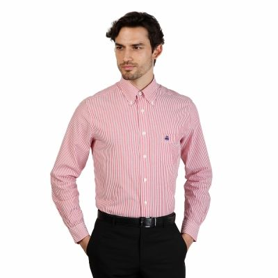 Camasi Brooks Brothers 100047771 Rosu