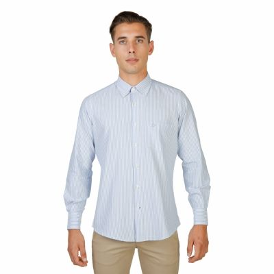 Camasi Oxford University OXFORD_SHIRT-BD Albastru