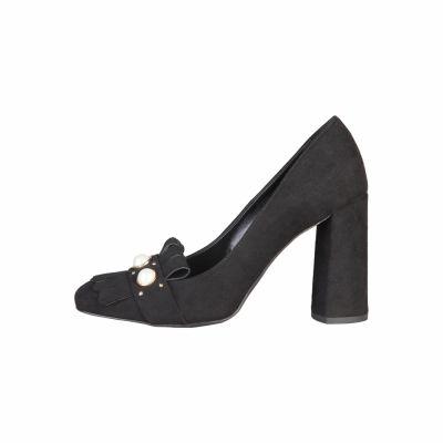 Pantofi cu toc Made In Italia CASSANDRA Negru