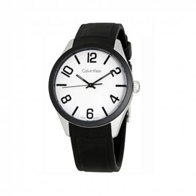 Ceasuri Calvin Klein K5E51 Negru