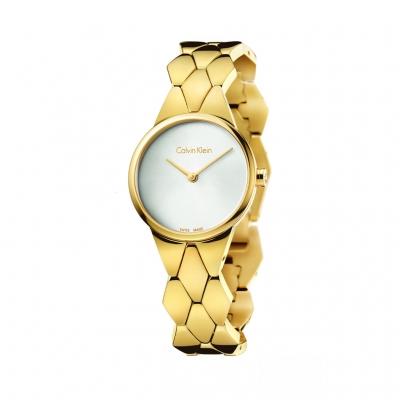 Ceasuri Calvin Klein K6E23 Galben
