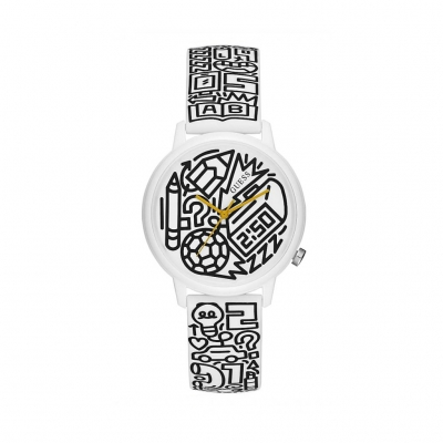 Ceasuri Guess TIME-TO-GIVE Negru