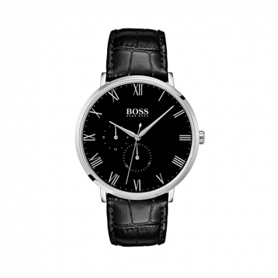 Ceasuri Hugo Boss 1513616 Negru