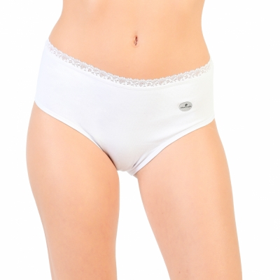 Chiloti Pierre Cardin Underwear PC_DALIA Alb